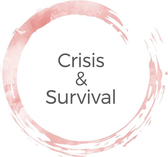 counselling crisis & survival