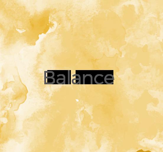 Counselling balance