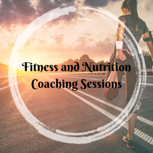 FITNESS AND NUTRITION COACHING SERVICES